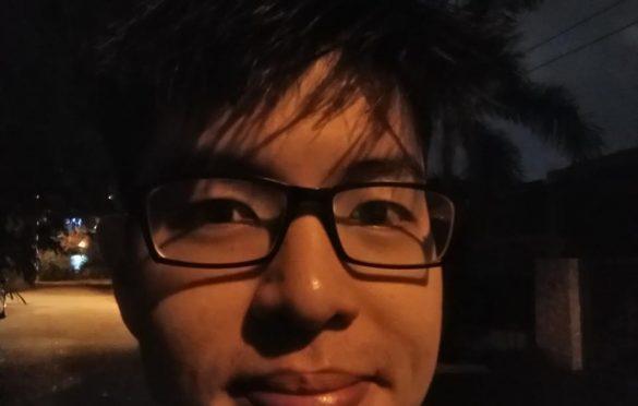 Low-light Selfie