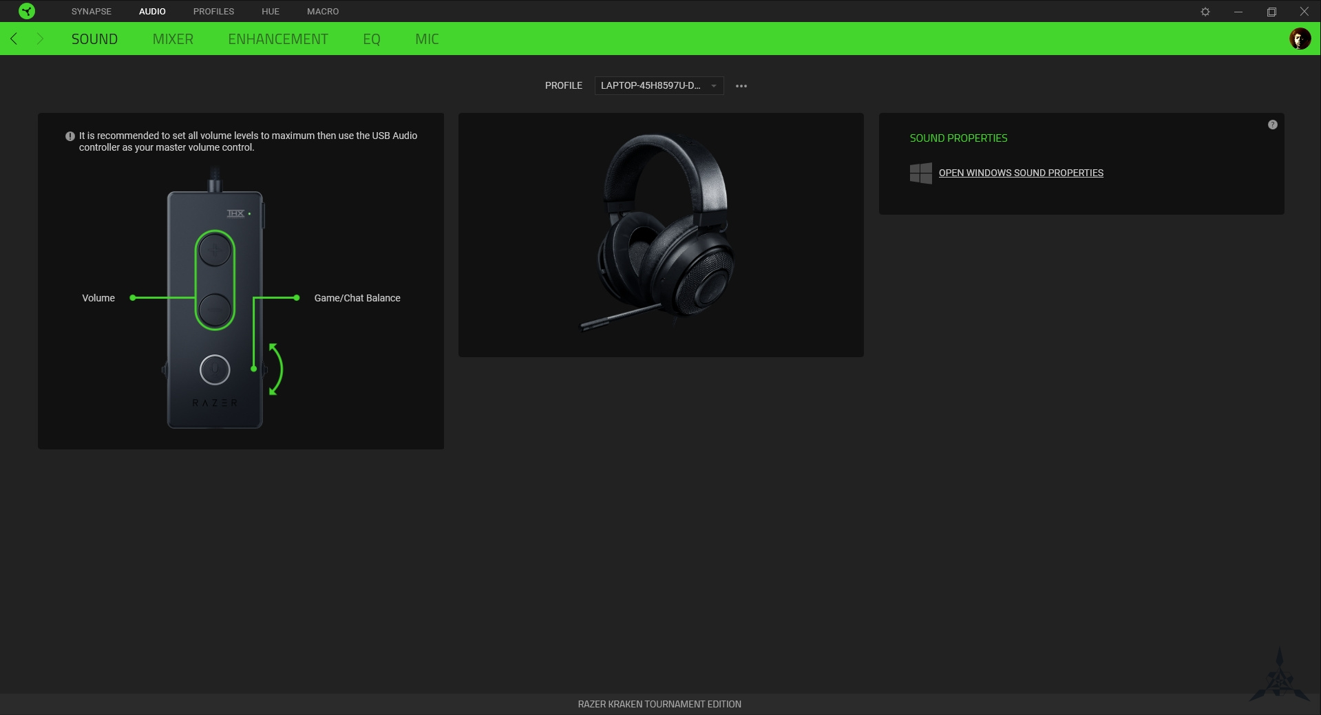 Razer Kraken Tournament Edition Review An Alright Experience The Adventures Of Vesper