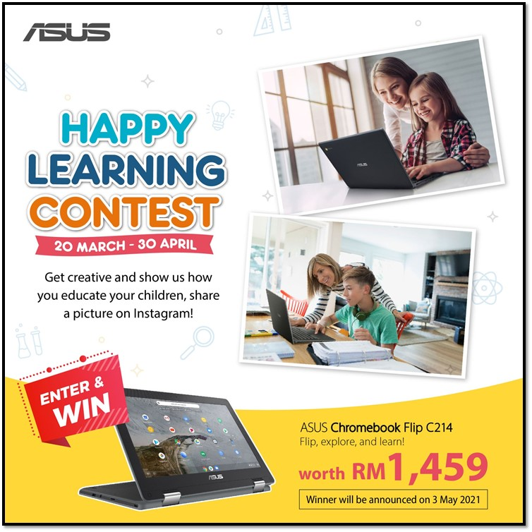 ASUS Happy Learning Contest