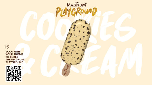 Magnum Cookies and Cream Magnum Playground