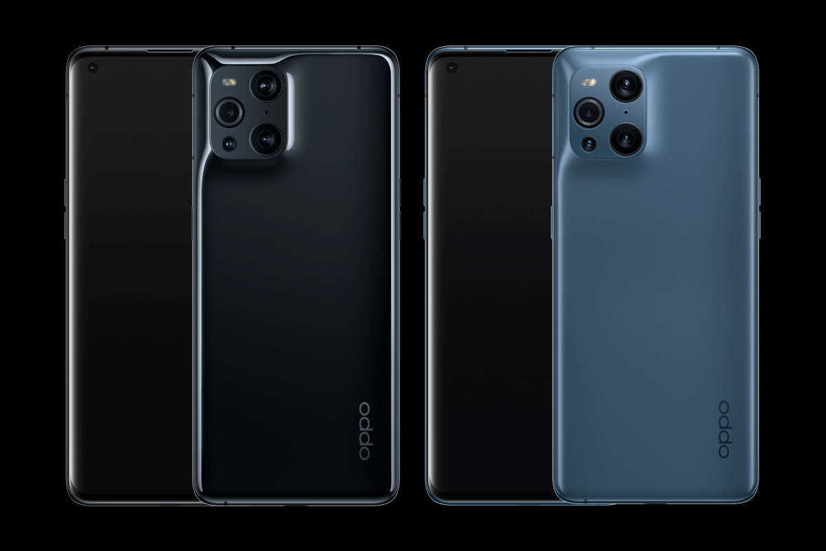 OPPO FindX3 Pro Variants