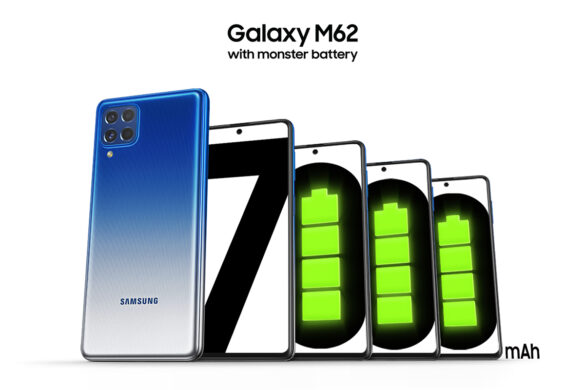 Samsung Galaxy M62 cover