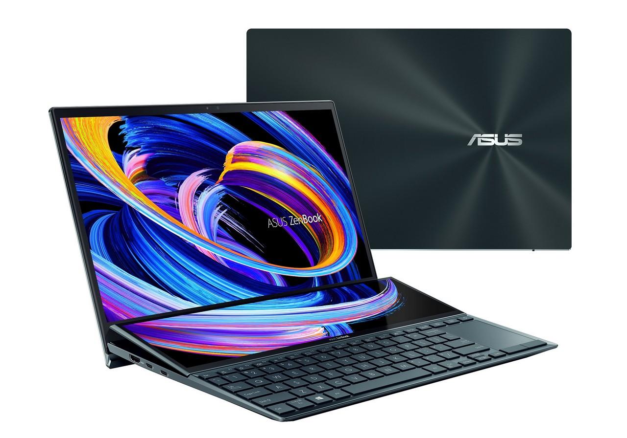 ZenBook Duo 14 (UX482)