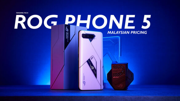 ROG Phone 5 series Malaysian Pricing cover