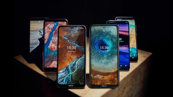 HMD Global Announces Nokia X20, Nokia X10, Nokia G20, Nokia G10, Nokia C20 and Nokia C10 Smartphones