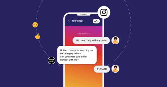 Infobip Instagram Messaging