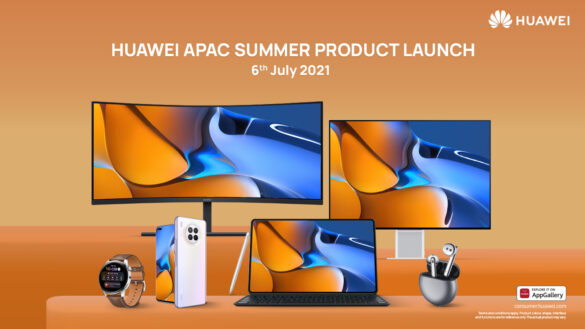 HUAWEI nova 8i smartphone, HUAWEI MatePad series tablets (MatePad Pro 12.6-inch, HUAWEI MatePad Pro 10.8-inch and HUAWEI MatePad 11), HUAWEI WATCH 3 Series smartwatch, HUAWEI FreeBuds 4, a next-generation open-fit Active Noise Cancellation (ANC) wireless Bluetooth earbuds, and two high-end monitors, the HUAWEI MateView and MateView GT