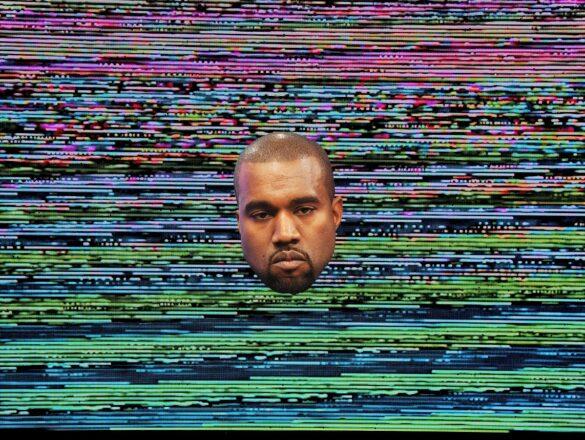 Kanye West Donda Scammer cover