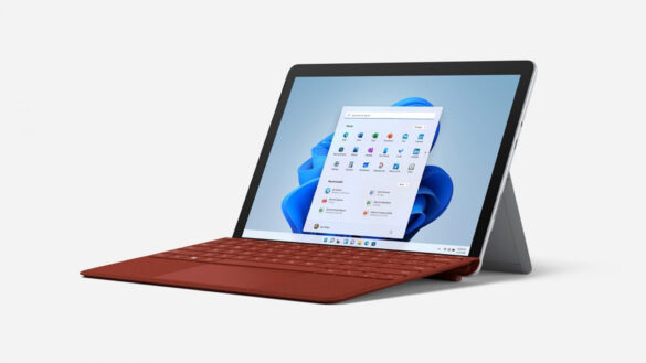 Microsoft Surface Go 3 cover