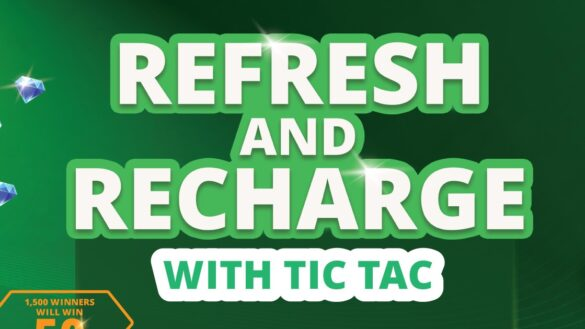 Refresh and Recharge Campaign (Tic Tac x Mobile Legends) cover